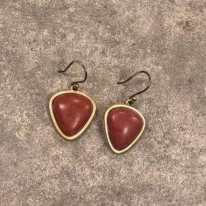 Lucky brand earrings.